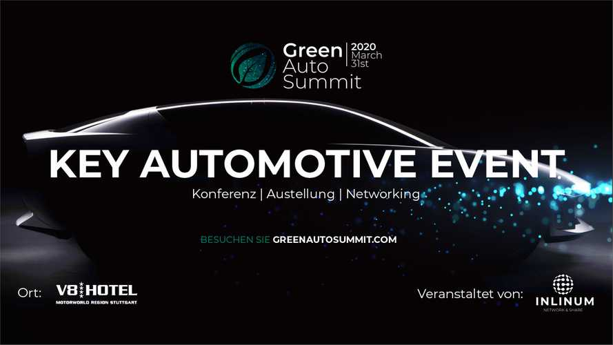 Green Auto Summit: Geballtes Wissen von Experten