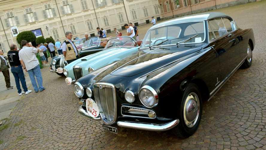 Concorso d'Eleganza Città di Torino celebra i 90 anni di Pininfarina