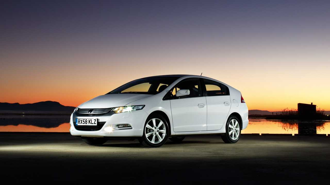 Honda Insight - 2009
