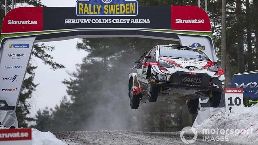 El Rally de Suecia se disputará, pero con otro recorrido
