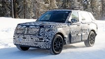 2022 Range Rover Sport spy photos