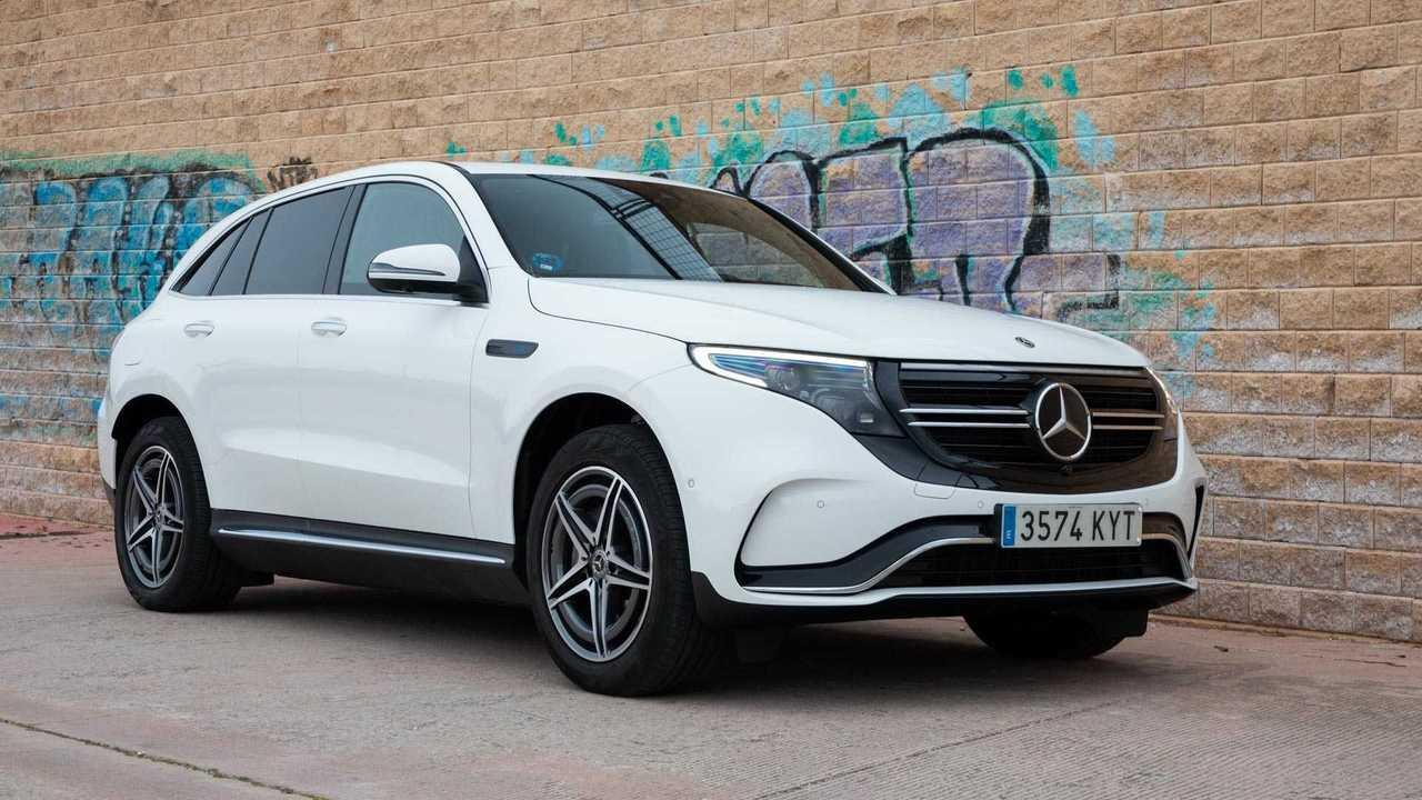 Mercedes-Benz EQC 400 4MATIC, prueba