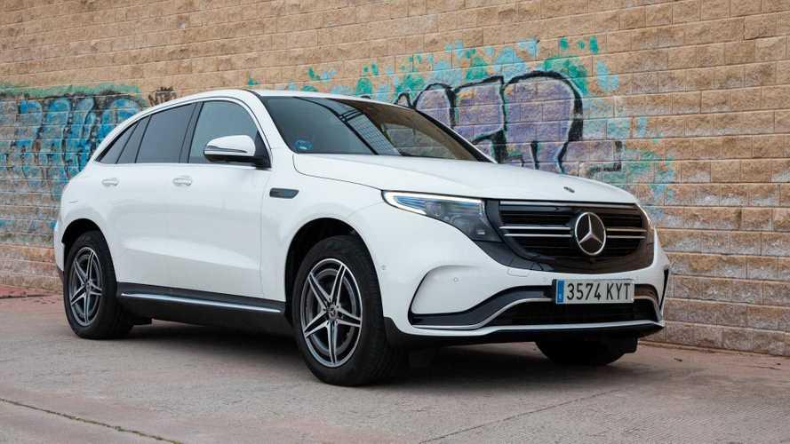 Mercedes-Benz EQC 400, a prueba: prestaciones silenciosas, a todo lujo