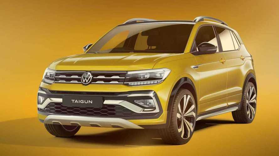 Volkswagen T-Cross indiano retoma nome Taigun