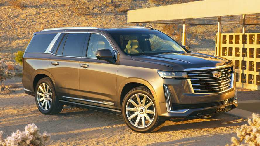2021 Cadillac Escalade Towing Capacity Allegedly Leaked