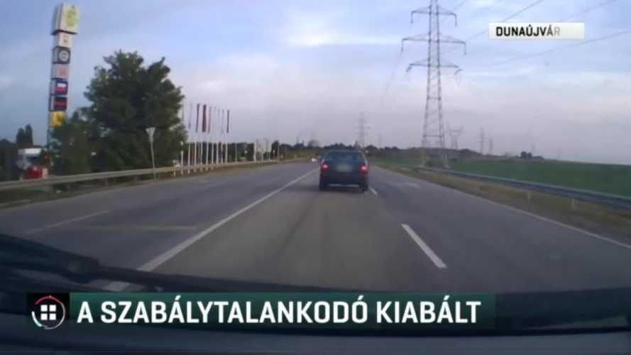 A rendőrség kéri, nekik is juttassák el a szabálytalankodó autósokról szóló videókat