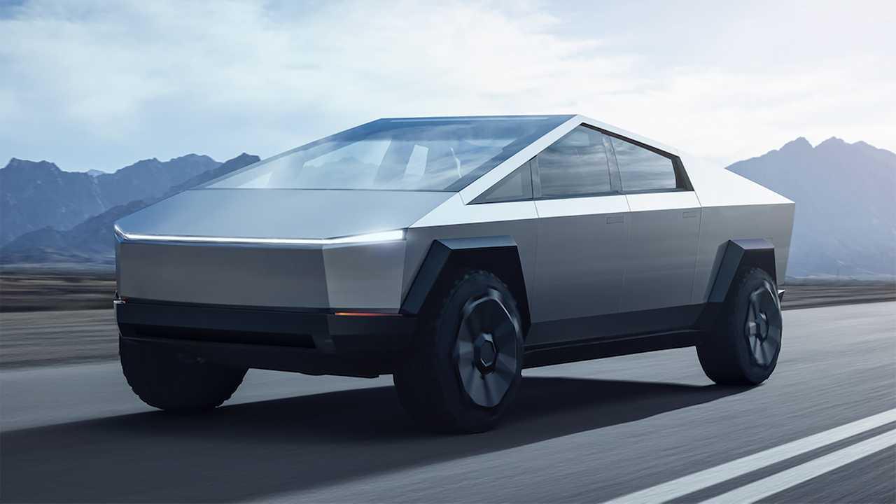 Tesla Cybertruck - From $39,990
