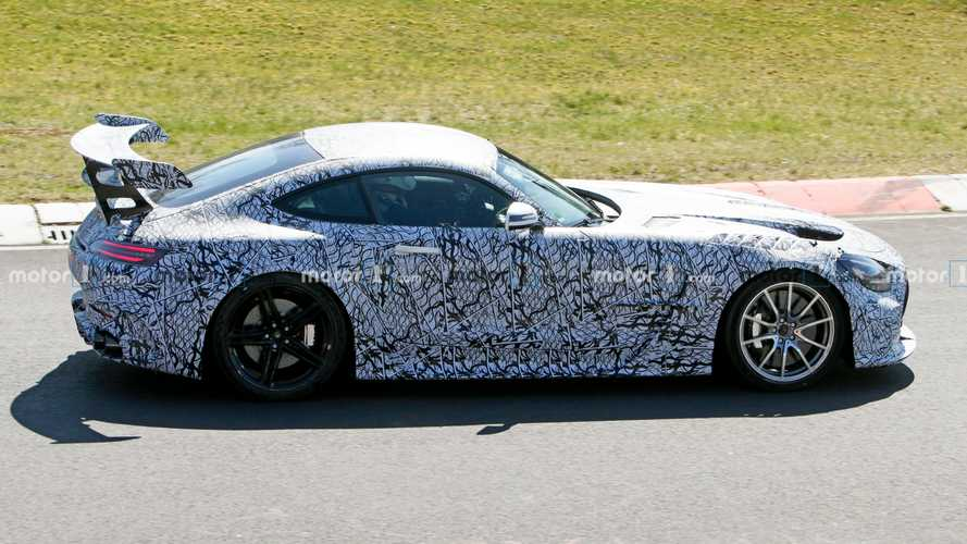 Mercedes-AMG GT Black Series, Temmuz ayında tanıtılabilir