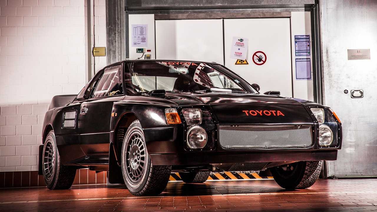 Toyota MR2 (222d)