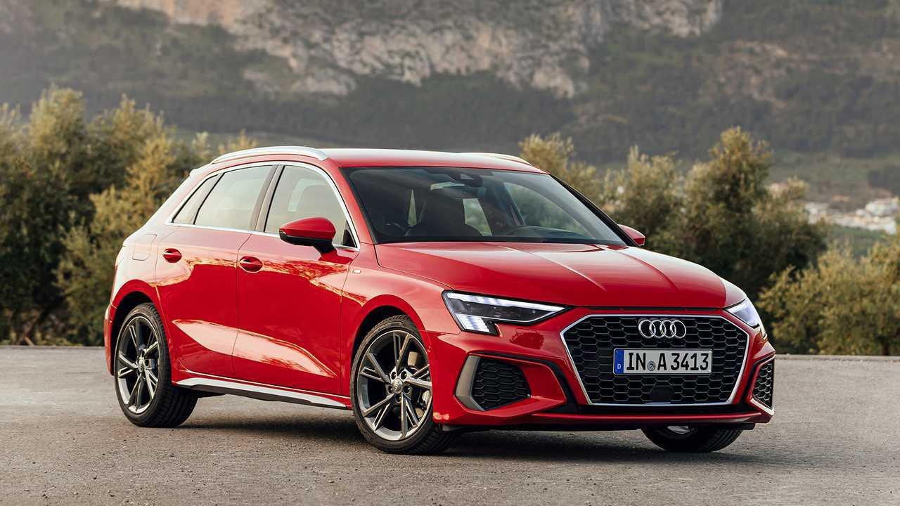 Audi A3 Sportback 2020, nuevas fotos