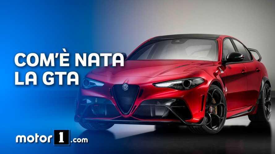 Alfa Romeo Giulia GTA, com'è nata la sportiva per i 110 anni