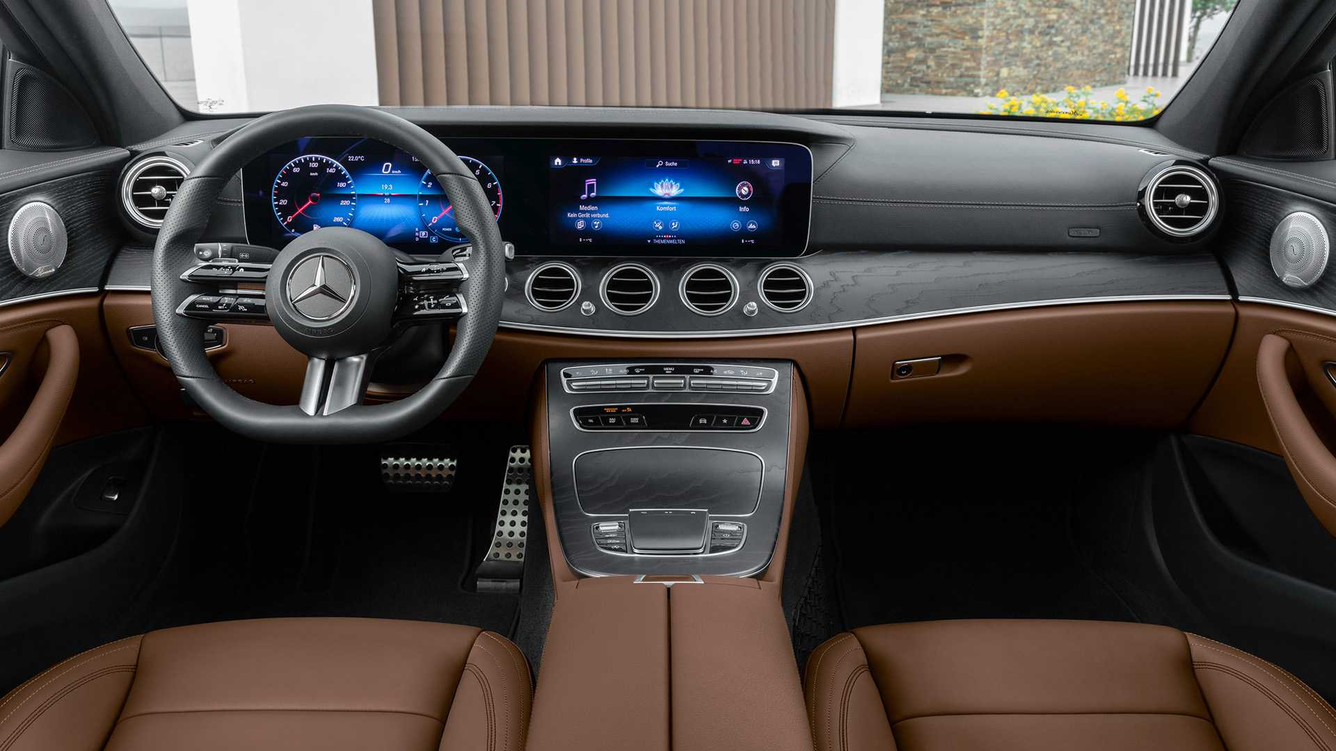 VWVortex.com - 2021 Mercedes-Benz E-Class Facelift: All ...
