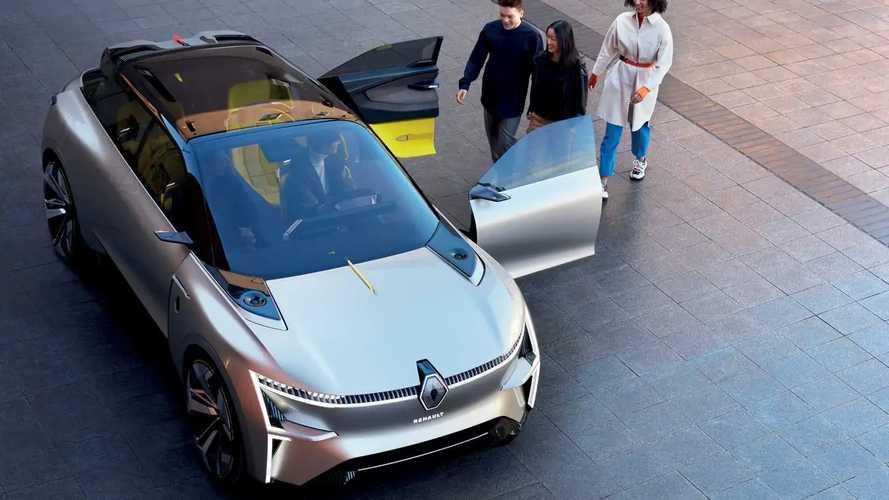Check The 2020 Renault Morphoz Concept
