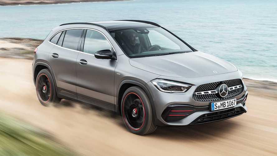 Mercedes dévoile les tarifs français de son GLA