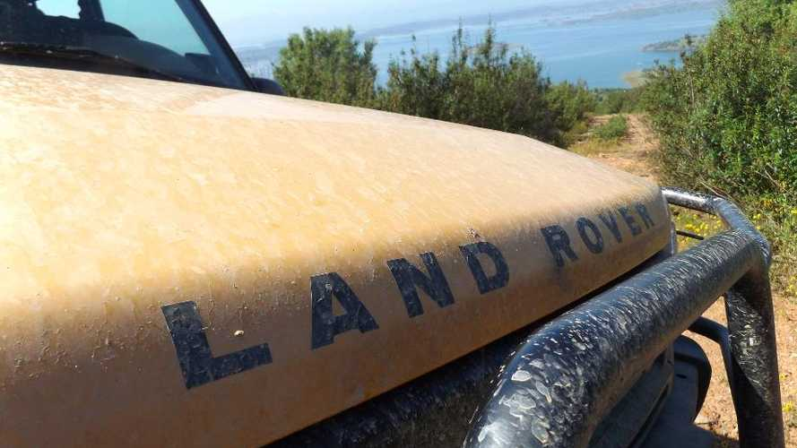 Portugal by Land Rover Discovery