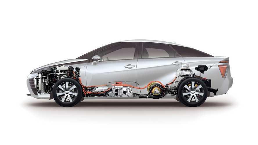 Auto a idrogeno, come funzionano le fuel cell