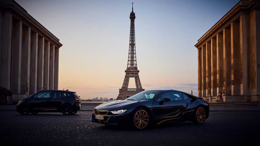 BMW i8 Coupé Ultimate Sophisto