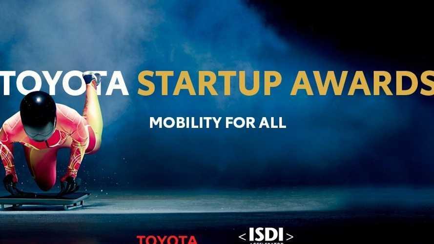 Nascono i Toyota Startup Awards per la mobilità inclusiva