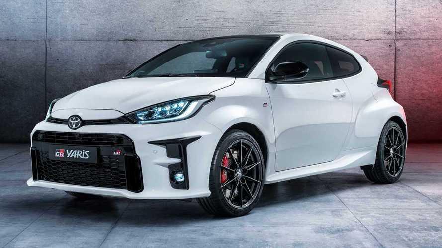 Toyota GR Yaris'in geyik testini izleyin