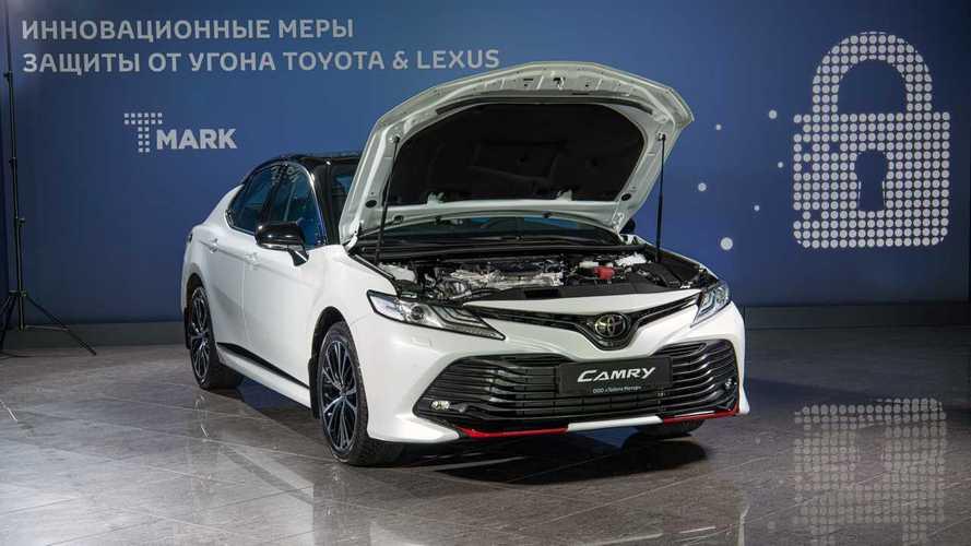 Почему в России перестанут угонять «Тойоты» и «Лексусы»?