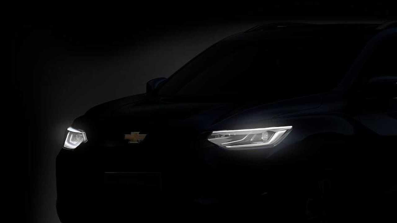 Chevrolet Tracker 2021 - Teaser