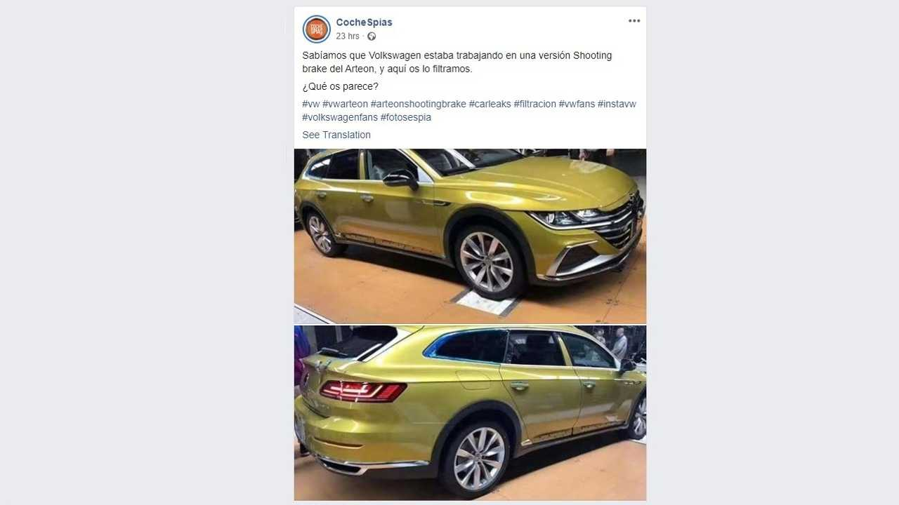 VW CC SB