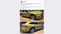 vw cc travel edition leaked