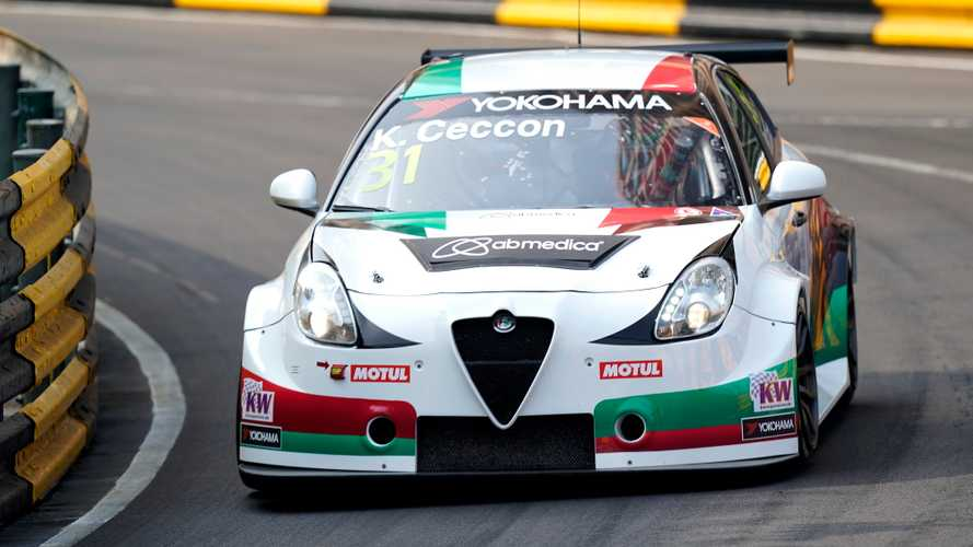 Alfa Romeo squad says WTCR return unlikely