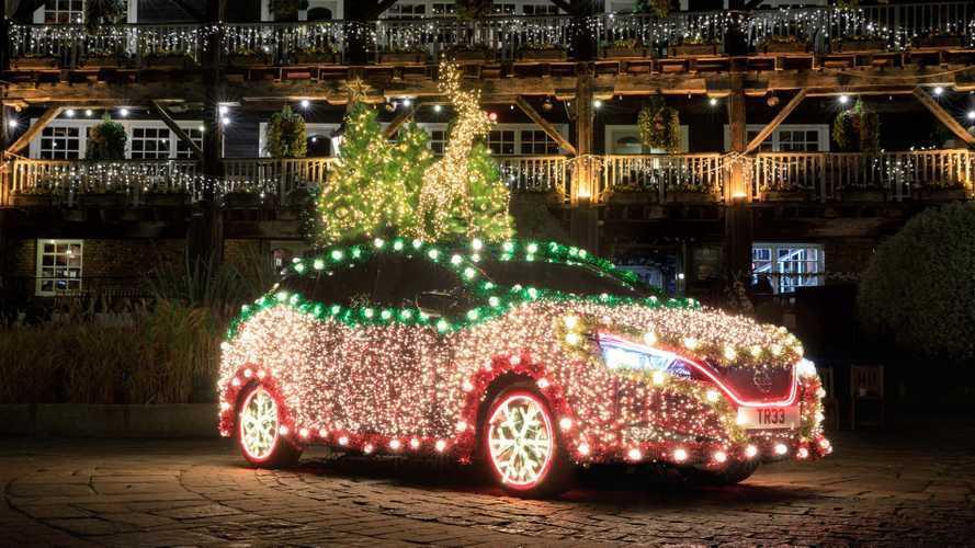 Toute l'équipe d'InsideEVs.fr vous souhaite un joyeux Noël !
