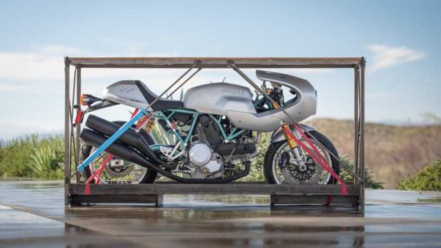 Una Ducati Paul Smart 1000LE molto speciale va all'asta
