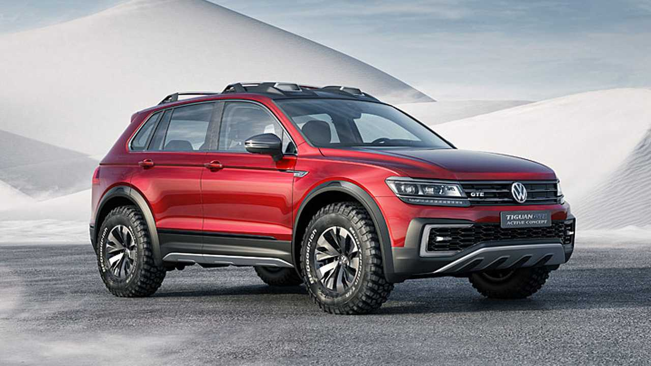 Volkswagen Rugged Electric SUV