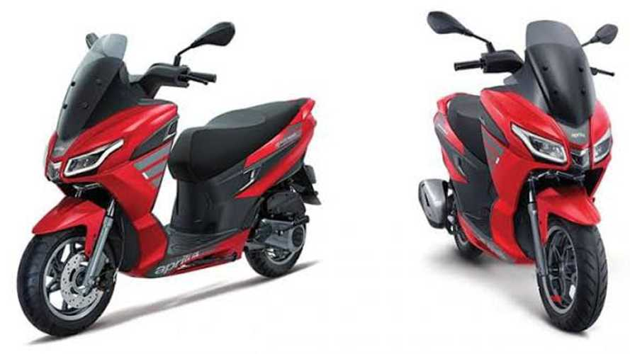 Aprilia Launches SXR Line Of Scooters For Indian Market