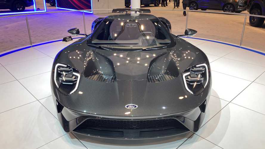 Ford GT Liquid Carbon Takes 3X Longer To Build Than Regular GT