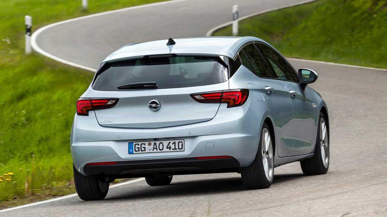 9. Opel Astra 1.2 Turbo