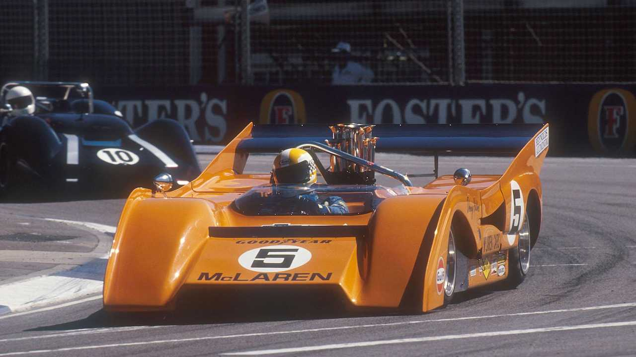The healing power of time: Can-Am 30 years on