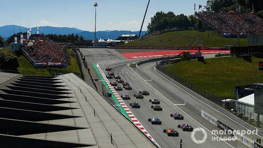 Plan de aislamiento para comenzar la temporada de F1 en Austria