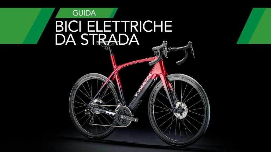 Come scegliere una bici elettrica da strada