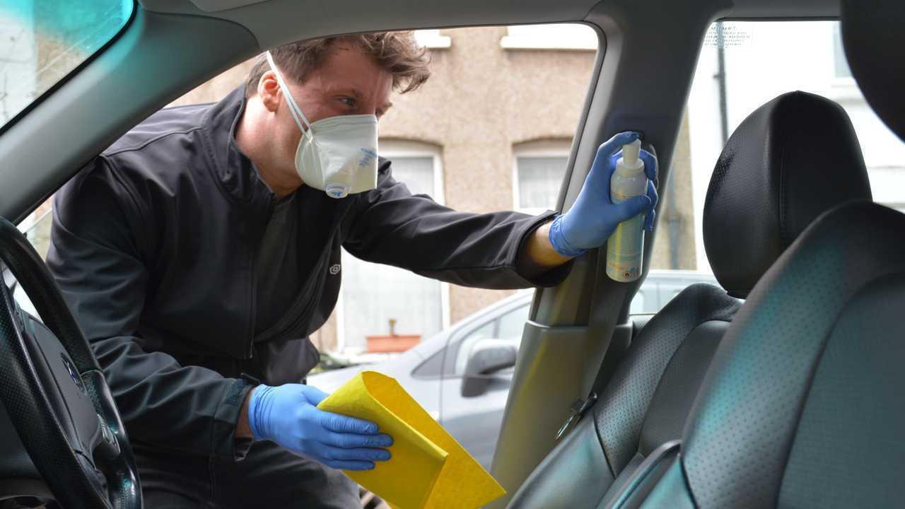 Limpieza y lavado del coche