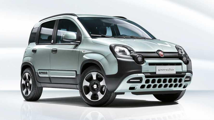 Yeni FIAT Panda daha büyük ve elektrikli olacak