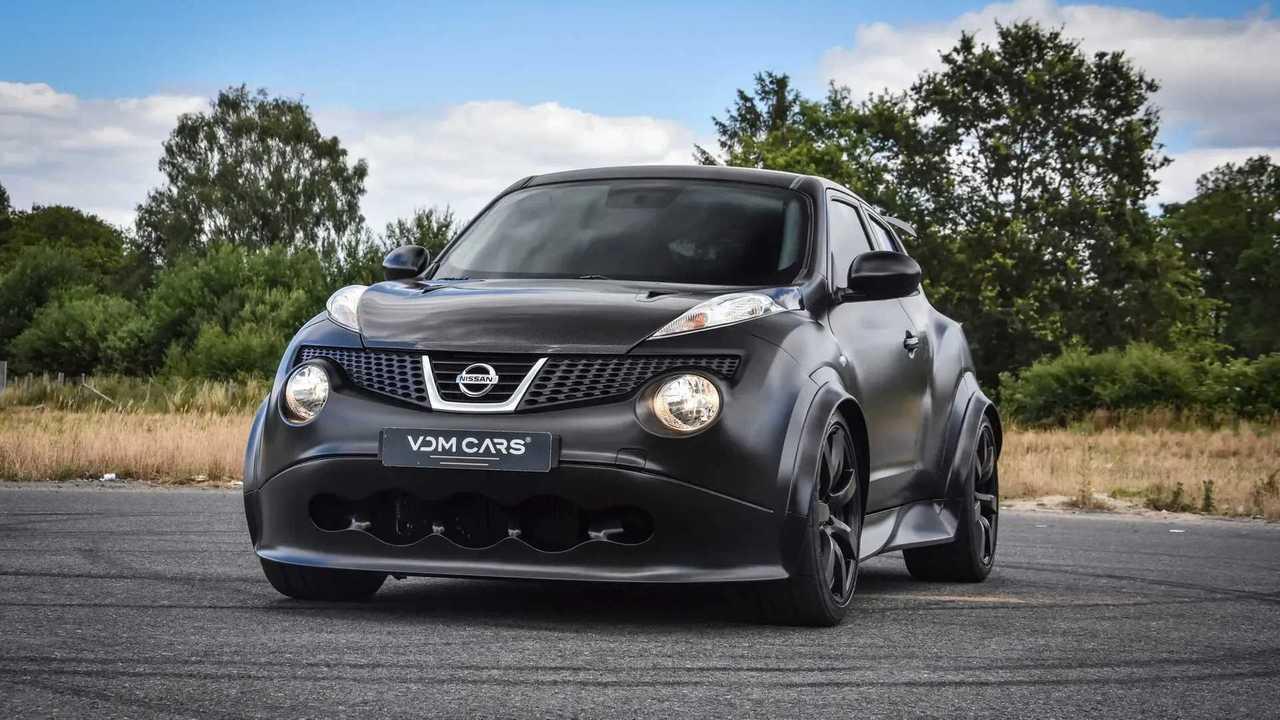 A la venta un Nissan Juke-R