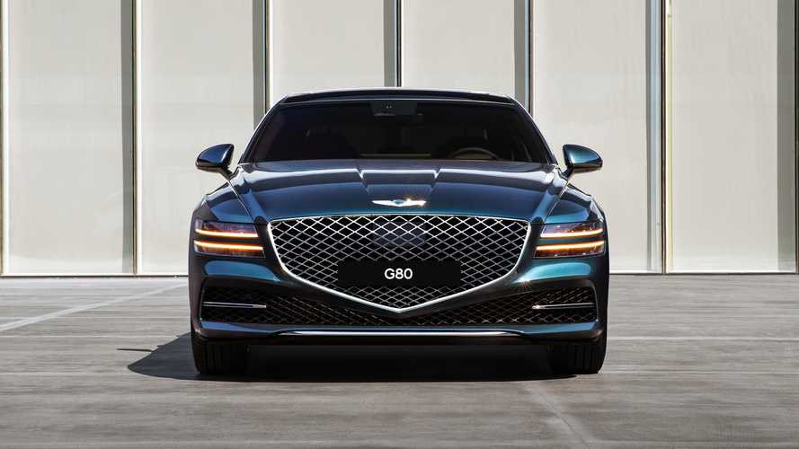 Genesis снова отправит седан G80 на Sport