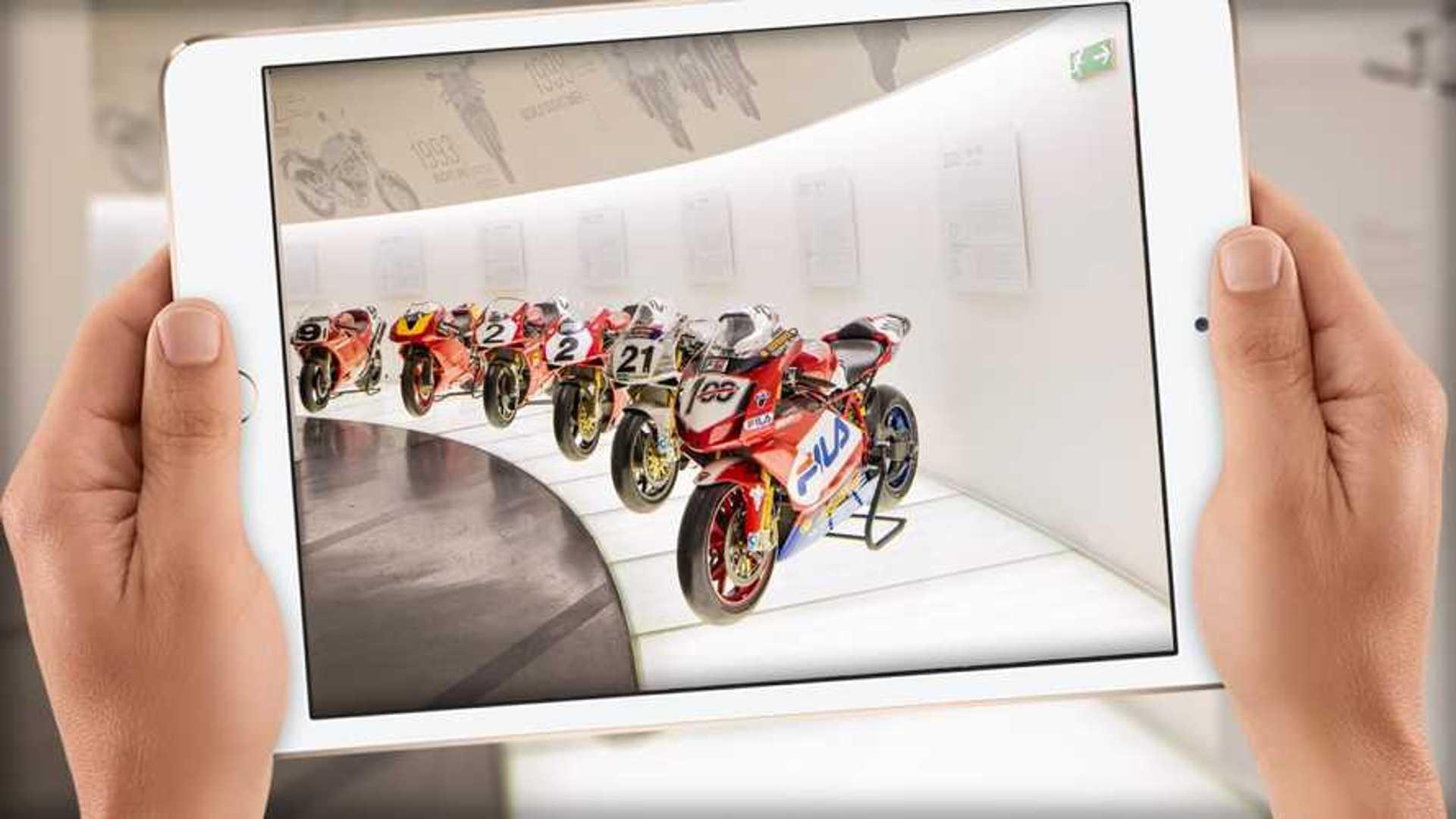 I musei dedicati alle moto da visitare da casa su Google Maps
