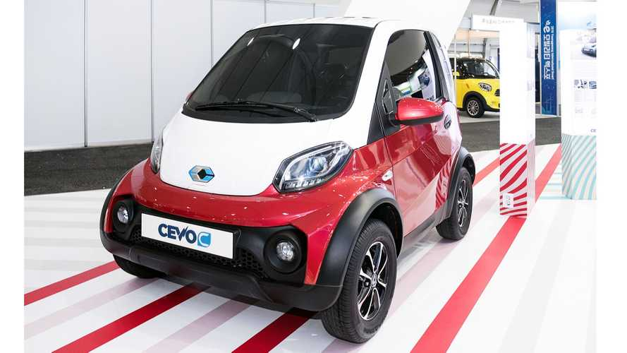Cammsys To Expand Its Business To Electric Micro-Cars With Cevo-C