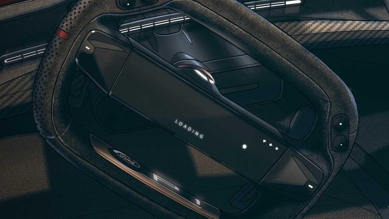 Fordzilla P1 será un auto de carreras virtual con un nombre de McLaren 1