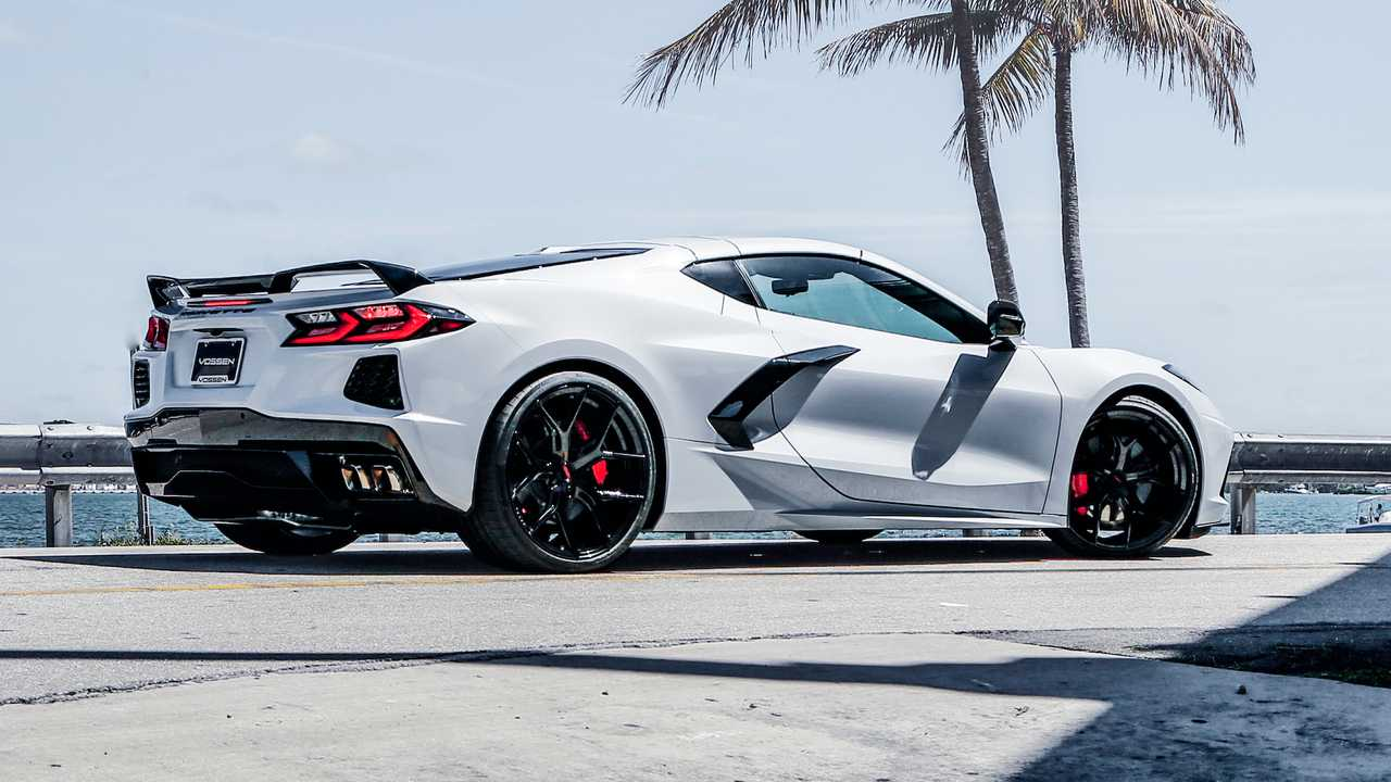 2020 Chevy Corvette C8 Rental Car Costs $345 Per Day