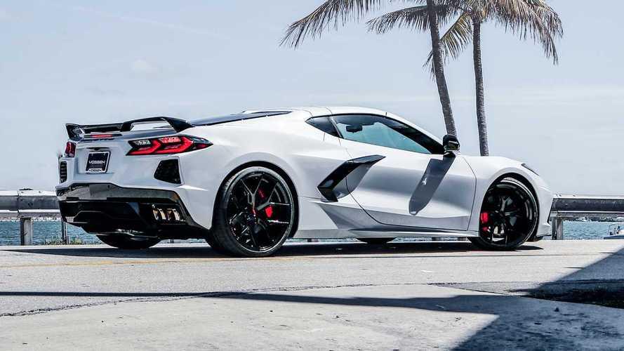 2020 Chevy Corvette C8 Rental Car Costs $345 Per Day