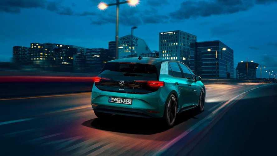 Volkswagen отложил начало поставок ID.3 на сентябрь
