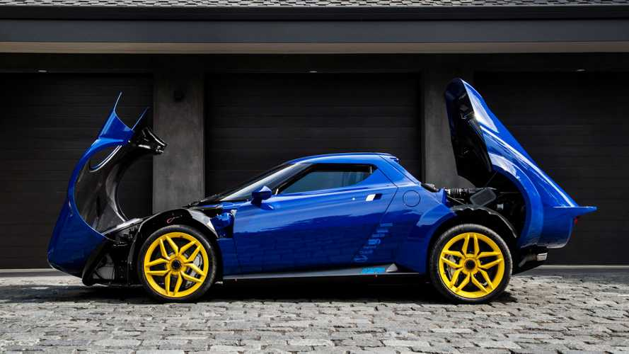 New Stratos By MAT: Supercar Sunday