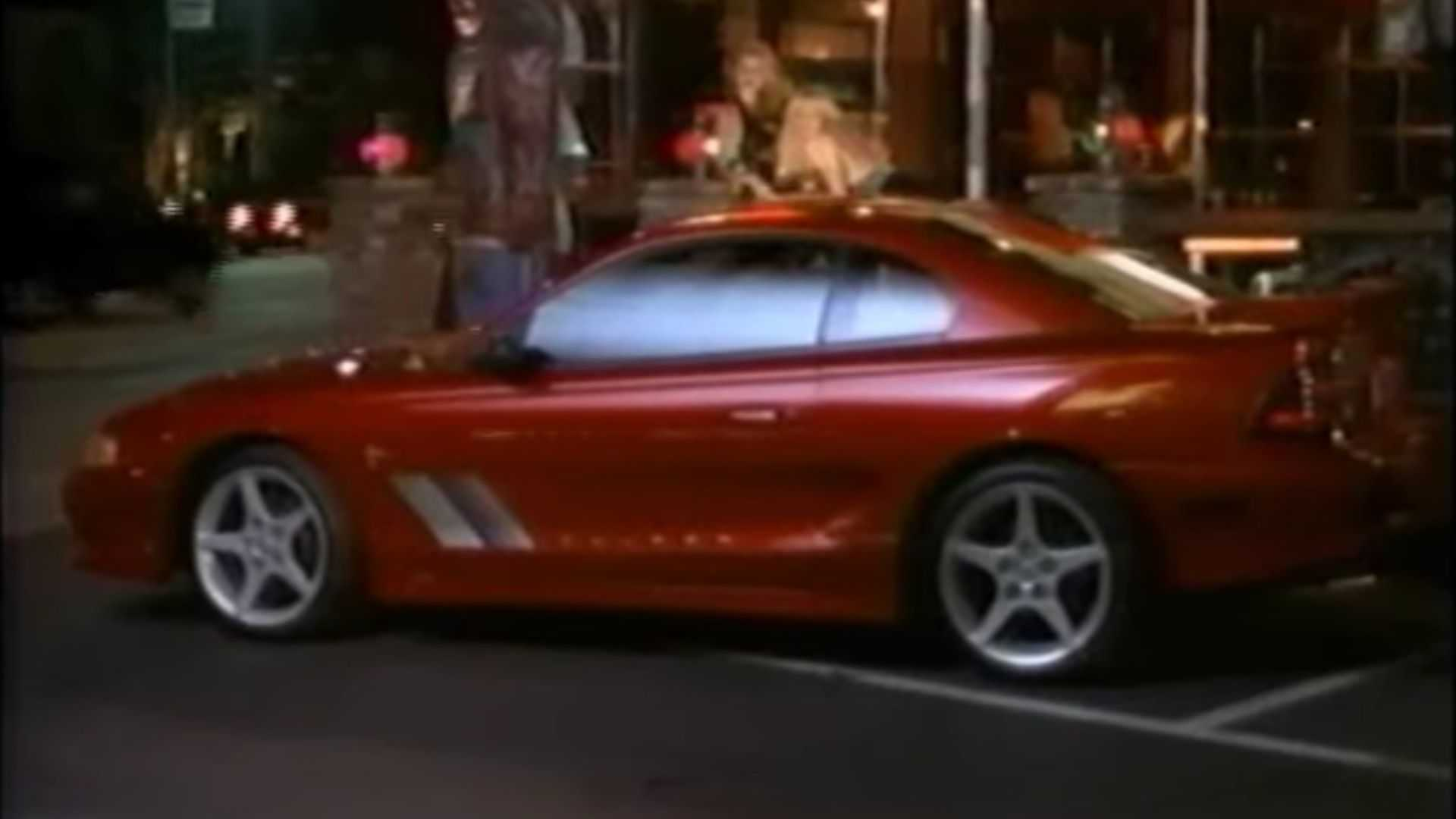 Watch A 1995 Ford Mustang Saleen S351 Commercial