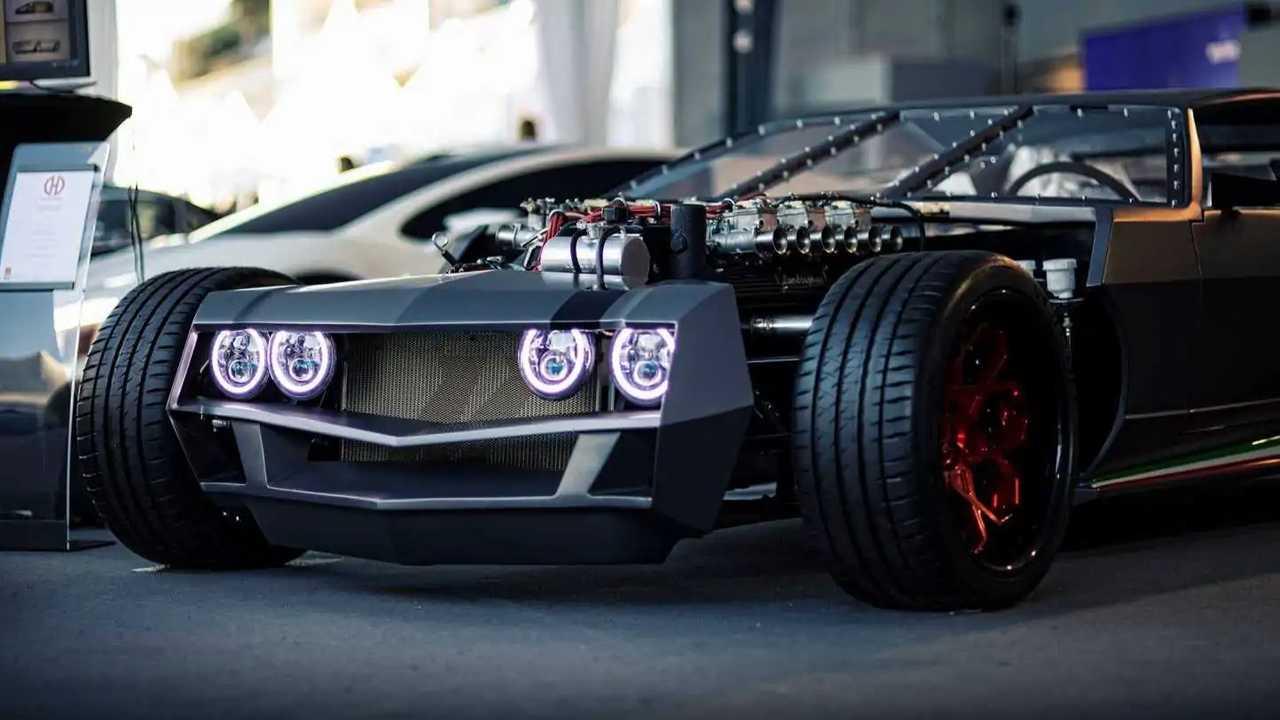 Lamborghini Espada Danton